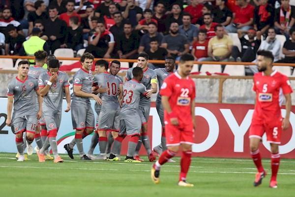 مربی الدحیل: مقابل تیمی مثل پرسپولیس چنین اشتباهاتی تاوان دارد