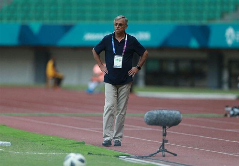 زلاتکو کرانچار: با حضور در بازی های آسیایی به تجربه تیم امید اضافه شد، شرایط زمین ها مشابه است