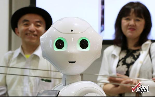 تا 5 سال آتی هر شهروند ژاپنی یک روبات دارد