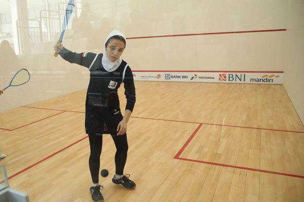 اراک میزبان برگزاری المپیاد ورزشی اسکواش دختران کشور