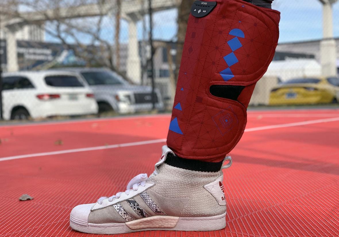 نمایشگاه CES 2019 ، رونمایی از دستگاهی که به ریکاوری عضلات شما یاری می نماید
