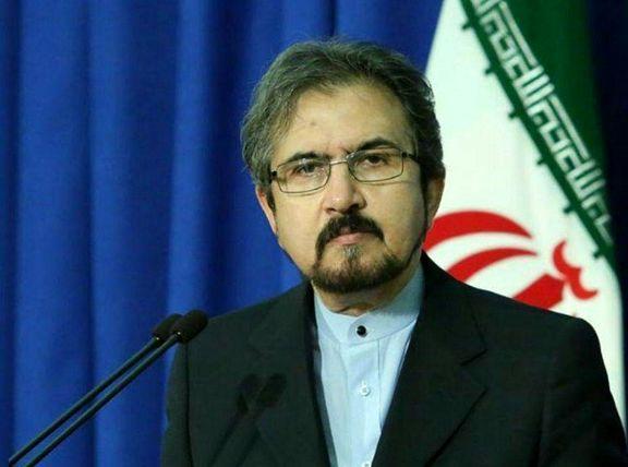 قاسمی در واکنش به بیانیه پایانی کمیته چهار جانبه وزرای خارجه اتحادیه عرب؛ ایران تحت تاثیر اقدامات خصومت آمیز قرار نمی گیرد
