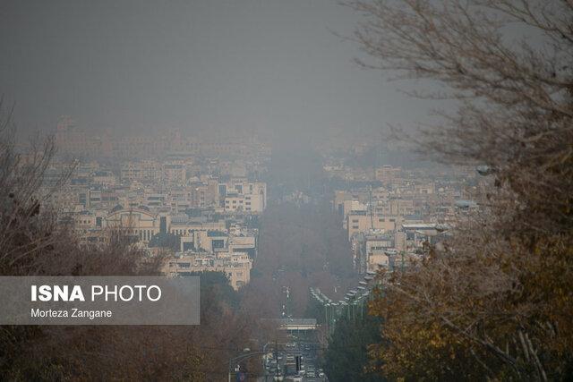 گزارش آنالیز اقدامات دستگاه ها در زمینه مبارزه با آلودگی هوا