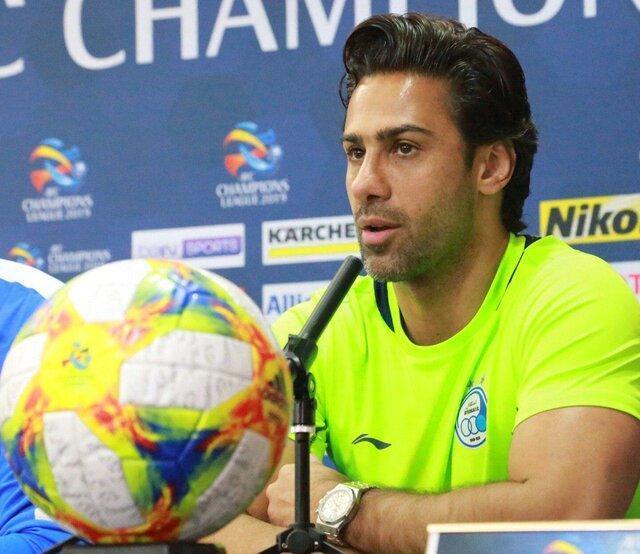 مجیدی: آخرین ایرانی ام که جام لیگ قهرمانان را لمس نموده است