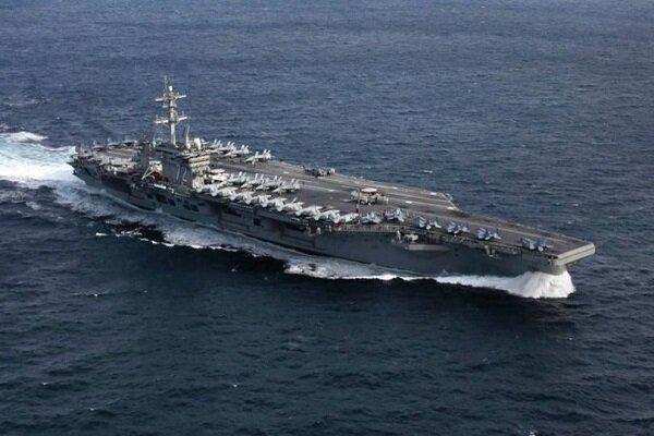 ناوهای جنگی هند به خلیج فارس اعزام شدند