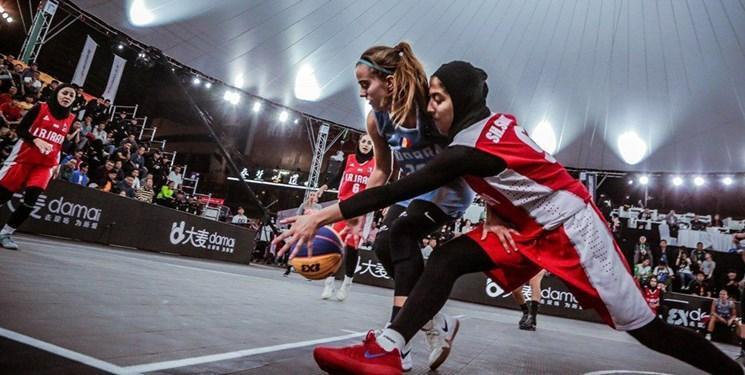 اسپانیا نخستین حریف بانوان بسکتبالیست در کاپ جهانی