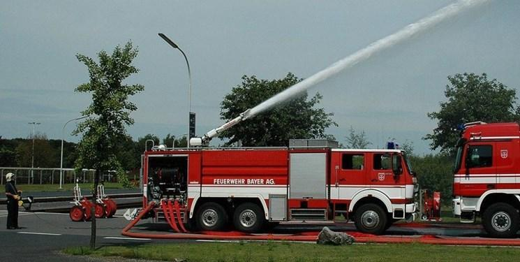 آتش سوزی در بیمارستانی در آلمان