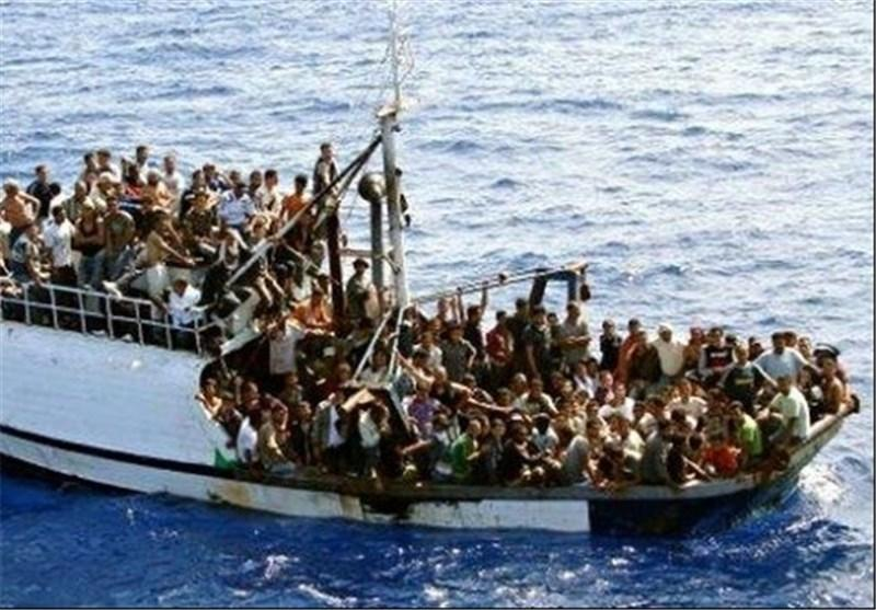 جنگ لفظی بین رم و برلین بر سر پناهندگان نجات یافته از دریای مدیترانه