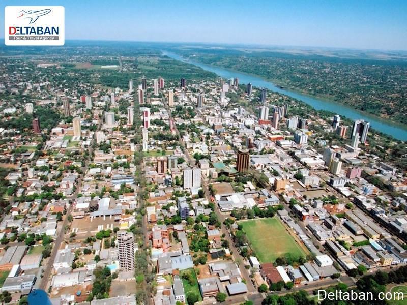دیدنی ترین جاذبه های شهر فوزدوایگواسو برزیل