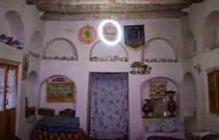 خانه توحیدی در زواره اصفهان مرمت شد