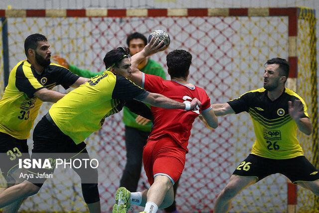 سرانجام هفته چهارم لیگ هندبال مردان، کرمان و کازرون صدرنشین های لیگ