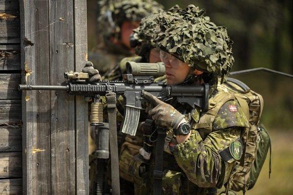 استقبال پنتاگون از تصمیم دانمارک برای اعزام نیروی نظامی به سوریه