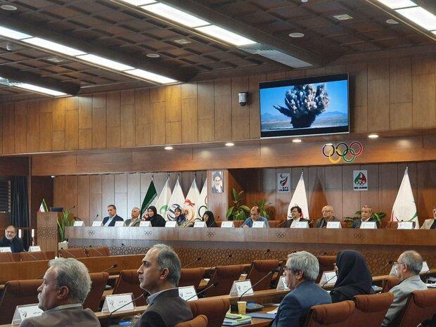 تصویب بازنگری و رفع ایرادات قانونی در اساسنامه کمیته پارالمپیک