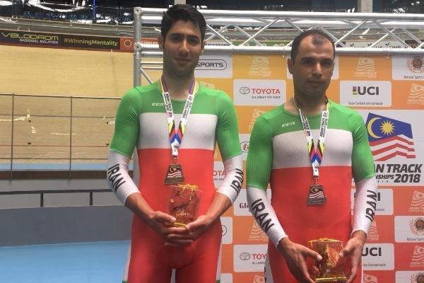 سرانجام کار رکابزنان ایران با کسب 3 مدال، دست خالی بانوان و جوانان