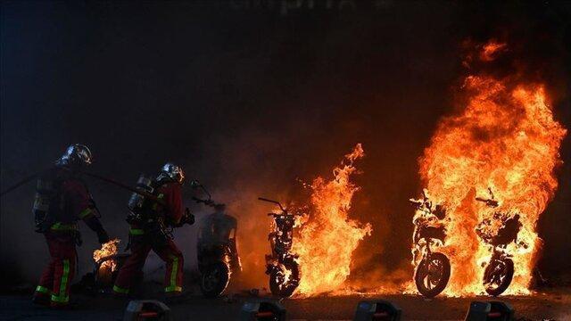 پنجاه و چهارمین هفته اعتراضات جلیقه زردها در فرانسه