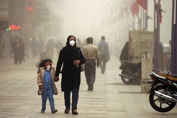 آلودگی هوا 772 نفر را روانه اورژانس کرد