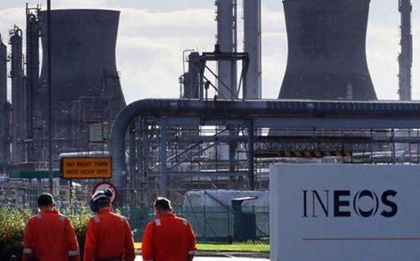 توقف فراوری یک پالایشگاه نفت در فرانسه به دلیل اعتراضات
