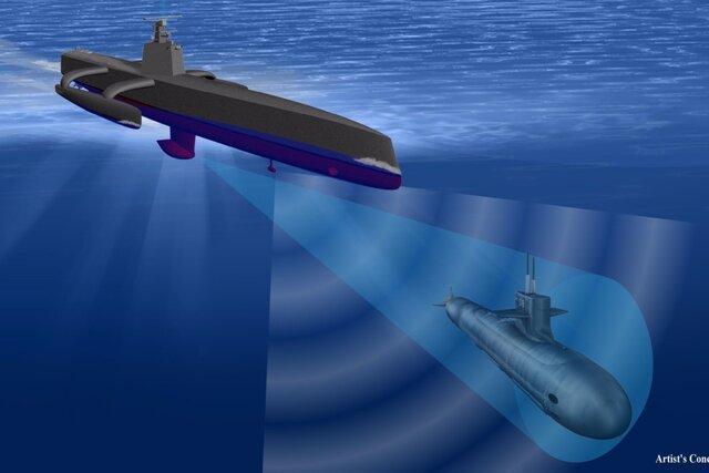 ارتش آمریکا به دنبال آموزش حرف زدن به کشتی های رباتیک!