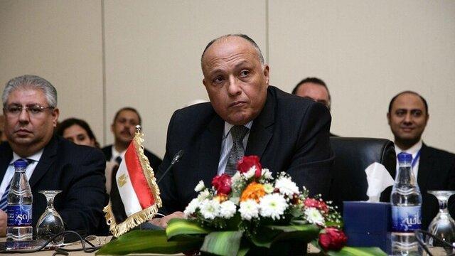 سوریه و لیبی محور ملاقات وزیر خارجه مصر و رابرت اوبراین