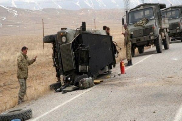 ارتش ترکیه از برخی مناطق در شمال سوریه عقب نشست