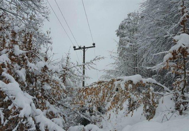 شش تا هفت روستا در کوهدشت دچار خاموشی شدند