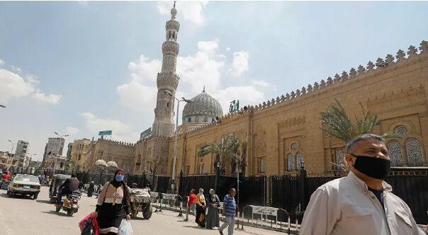 خبرنگاران کرونا سخنگوی وزارت اوقاف مصر را برکنار کرد