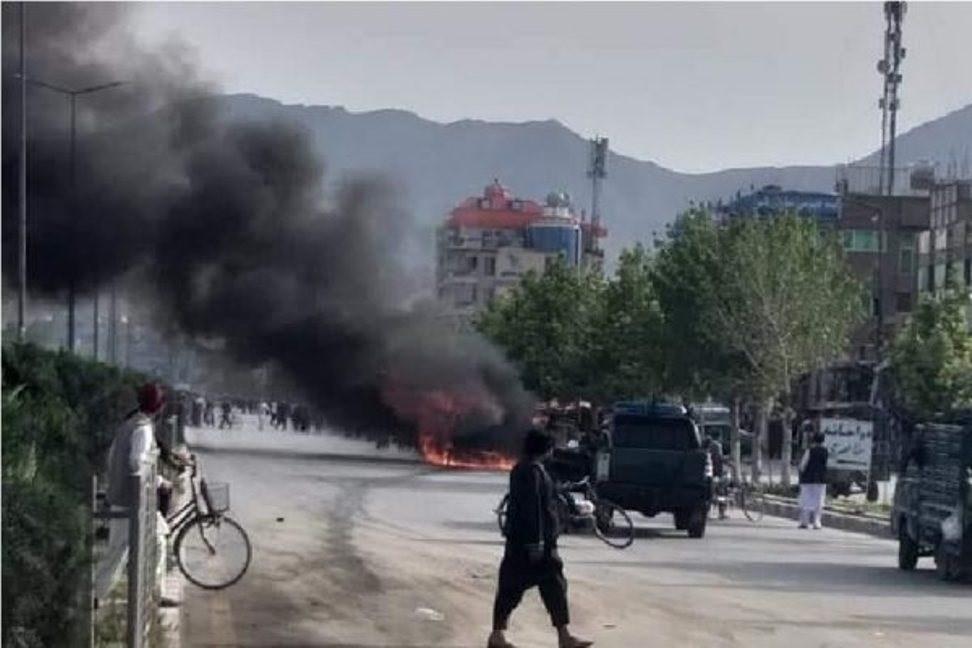 حمله راکتی به استان فاریاب 12 مجروج برجا گذاشت