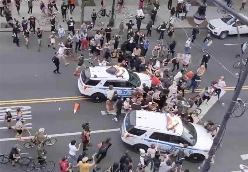 واشنگتن پست: تا به امروز دست کم 5 نفر در اعتراضات آمریکا کشته شده اند