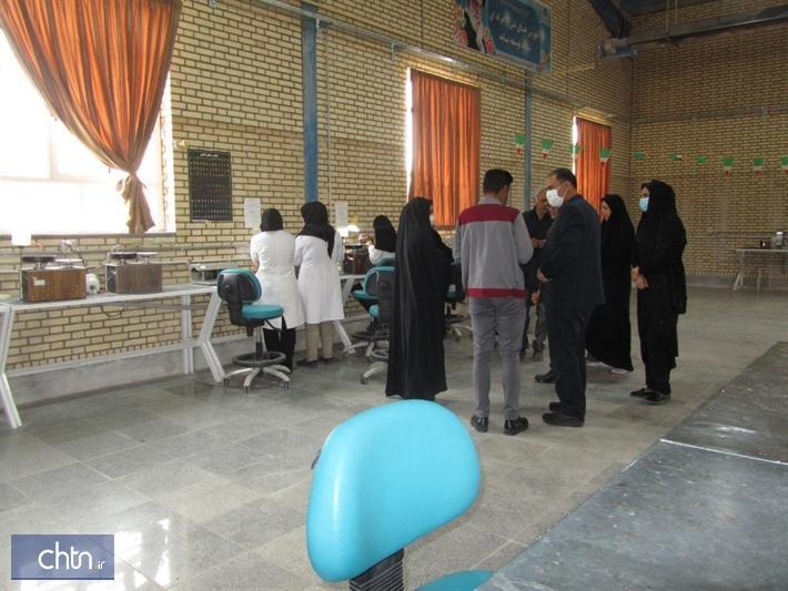 خوشه های صنایع دستی شهرستان فردوس عملیاتی می شود