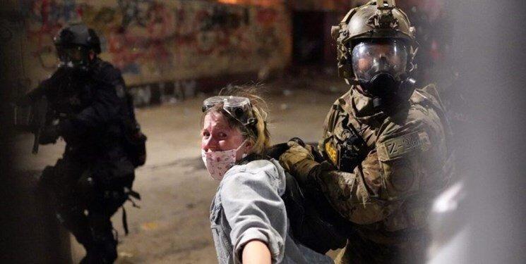 اعتراضات پورتلند امنیتی شد، درخواست صریح کنگره درباره جاسوسی وزارت امنیت داخلی از خبرنگاران