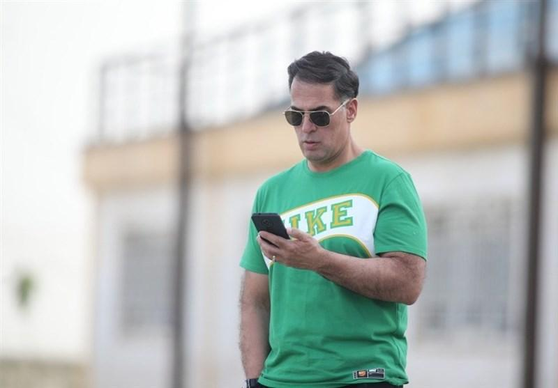 آذری: مدیر وزارت ورزش گفت در فوتبال دخالت نمی کنم، اما پیگیر حل مسائل استقلال و پرسپولیس بود، خصوصی سازی شعار است