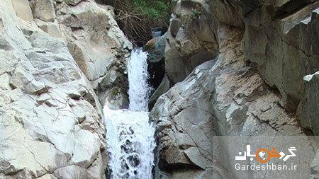 آبشار ایگُل؛ از جذاب ترین دیدنی های تهران، عکس