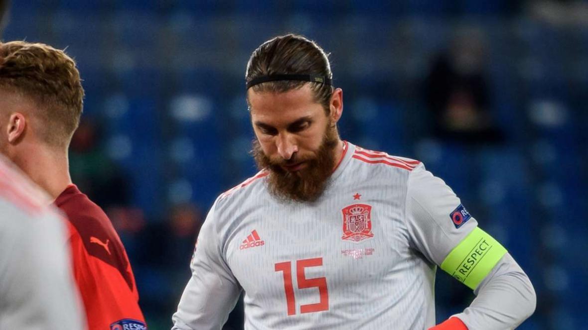 عدم شرکت راموس در نشست خبری تیم ملی اسپانیا