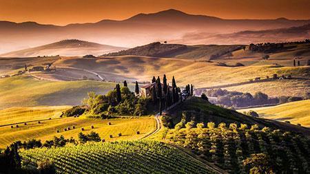 توسکانی؛ بهشتی گمشده در ایتالیا
