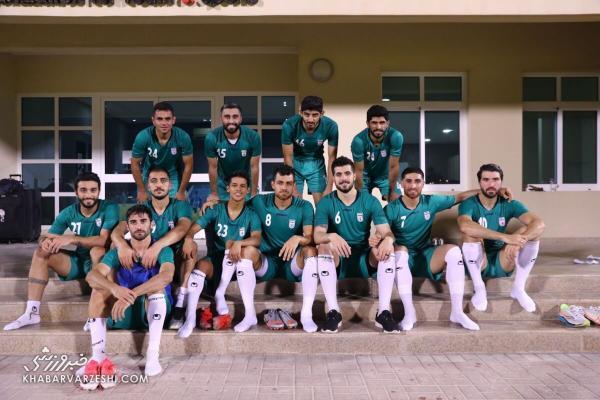 خوشحالی فوتبالیست ها از برد ایران مقابل آمریکا، والیبالیست ها شاگردان اسکوچیچ را سر ذوق آوردند