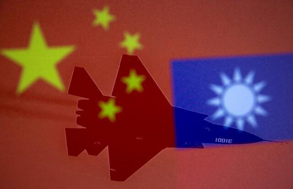 جولان جنگنده های چینی بر فراز آسمان تایوان، خشم تایوان: چین درگیر تجاوز نظامی شده است